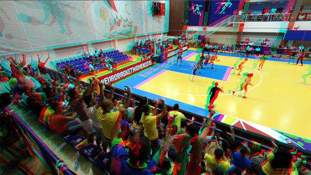 EuroBasket 2015 Women Timişoara