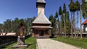 Wooden Church in Ocna Şugatag (3), Maramureş