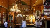 Wooden Church in Ocna Şugatag (1), Maramureş