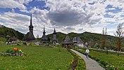 Mănăstirea Bârsana, Maramureş (1)