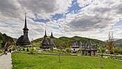 Bârsana Monastery, Maramureş (2)