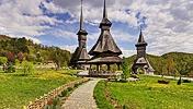 Mănăstirea Bârsana, Maramureş (4)