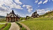 Barsana Monastery, Maramureş