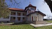 Curtea mănăstirii Săraca, Timiş